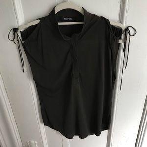 EMANUEL Emanuel Ungaro Medium Short sleeve blouse